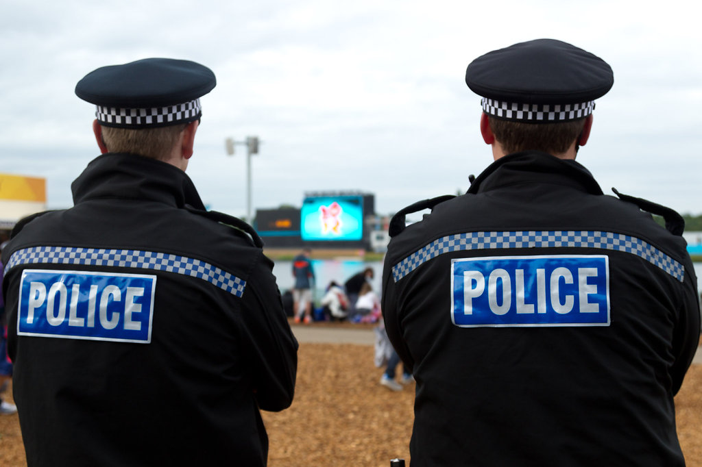 Thames Valley Police at the Olympics